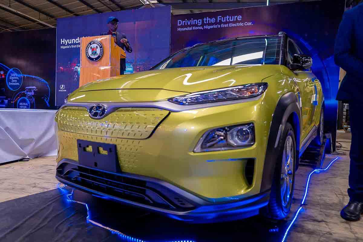 Stallion Motors to launch Hyundai Kona, Nigeria's first electric car
