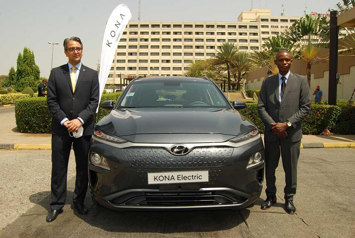 FG, stallion Motors Unveil Nigeria's First Electric Car in Abuja